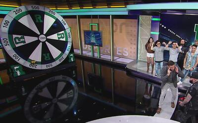 Tiro al Blanco: AB Quintanilla sumó 300 dólares para la causa benéfica
