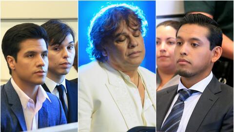 Los hijos de Juan Gabriel se han enfrentado en la corte por su testamento.