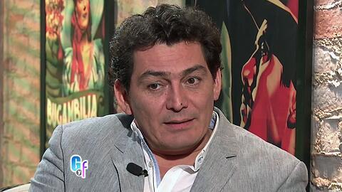 Mira cómo reacciona José Manuel Figueroa cuando le mencionan a Ana Bárbara