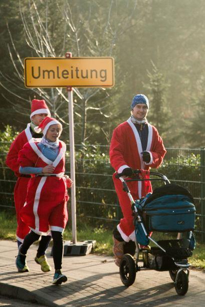 Esta carrera se ha vuelto una tradición desde el 2008 para los alemanes.
