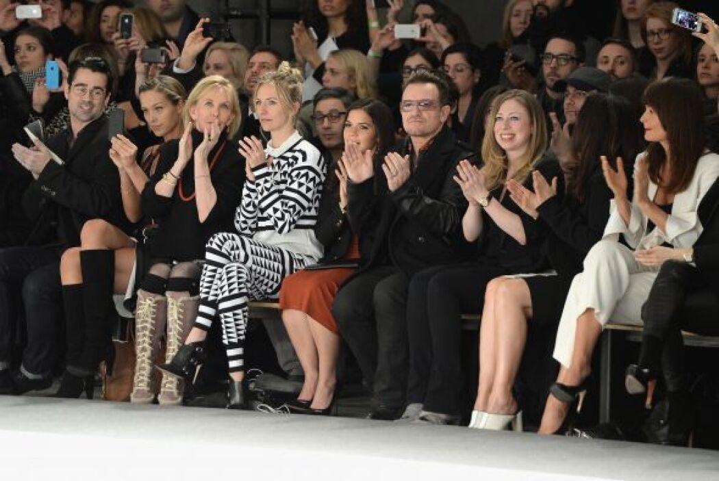 Colin Farrell, Petra Nemcova, Trudie Styler, Mickey Sumner, America Ferr...