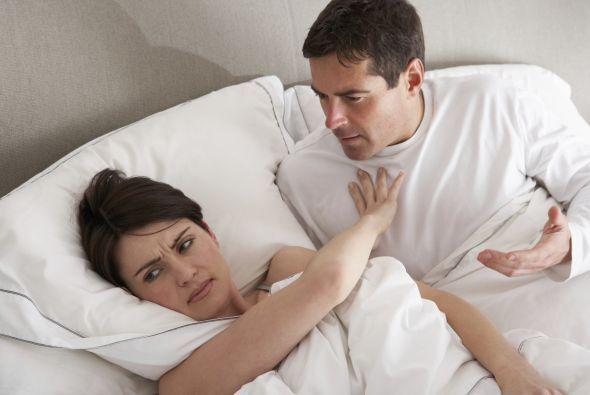"""""""Uno de los interrogantes más frecuentes en muchas parejas que antes ard..."""