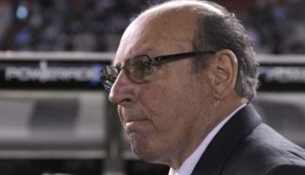 Sergio Markarian no es más seleccionador de Perú.