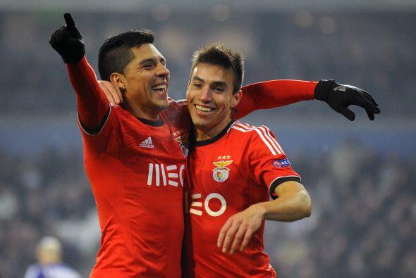 Por último, el Benfica pasó apuros para ganar en la casa d...
