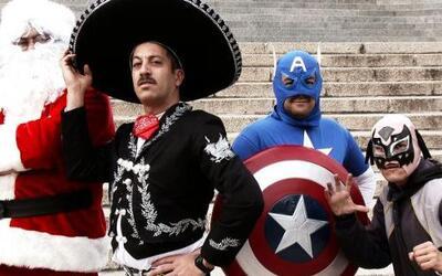 Paseo de la Reforma, Ciudad de México. ¿Cómo lograr ese efecto absurdo y...