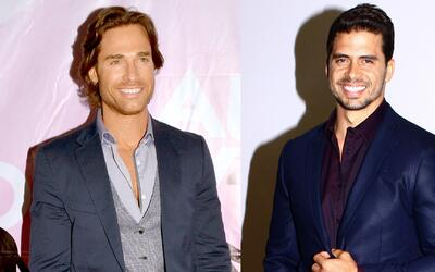 Rumores aseguran que Sebastián Rulli y Pedro Moreno no se llevan muy bien