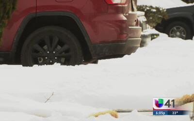 Investigan robos de neumáticos en Long Island