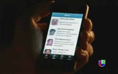 Nueva tecnología para capturar a pedófilos