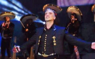 Alejandro Fernández impulsa campaña pro mariachi en redes sociales