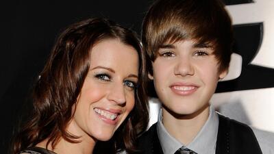 La mamá de Justin Bieber puso stop a las 'beliebers'