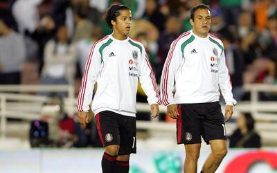 """Cuauhtémoc Blanco: """"Vela y Giovani son grandes jugadores, pero les falta..."""