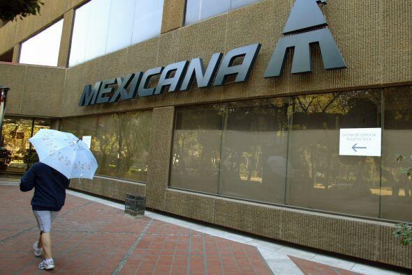 51- La extinta Mexicana de Aviación cierra este listado de estadísticas...