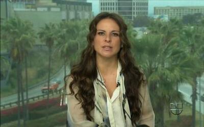 Jorge Ramos fue Al Punto con la actriz mexicana Kate del Castillo