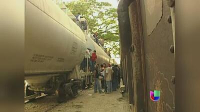 Salvadoreños migran por la violencia