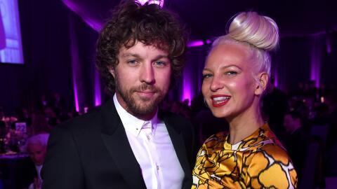 Sia y Erik Anders Lang