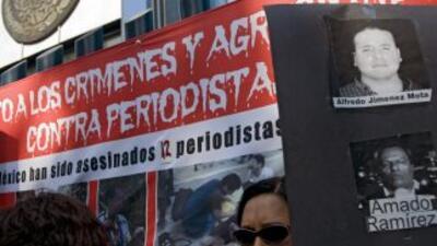 Periodistas iberoamericanos afirman vivir amordazados y bajo amenazas.