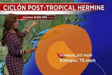 Liliana Ayende advierte: Hermine saliendo y una ola de calor entrando a...