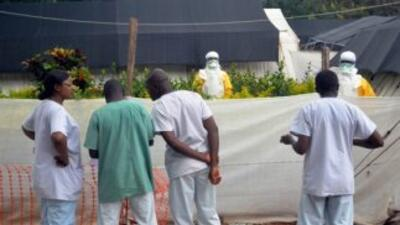 El ébola se está agudizando en África Occidental. Éste es el mayor y más...