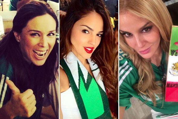 A pesar de la derrota ante Holanda, estas estrellas compartieron su orgu...