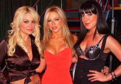 Claudia es gran admiradora de estas chicas, las integrantes de Hor&oacut...