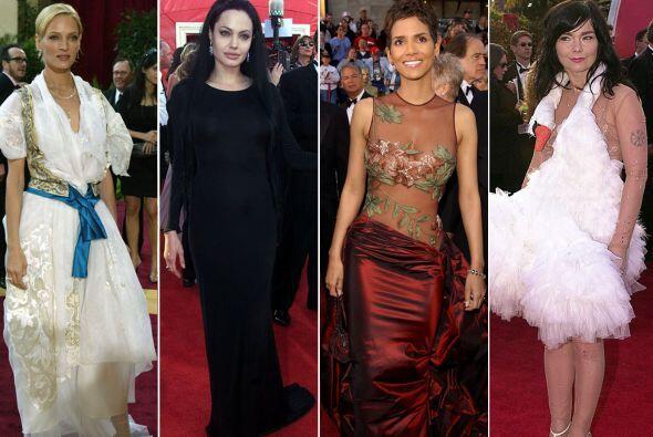 Estas celebridades se empeñaron más en sacarnos tremendo s...