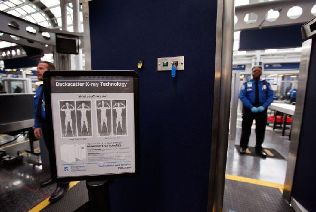 En la actualidad, existen 68 aeropuertos en Estados Unidos que cuentan c...