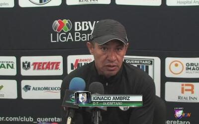 Querétaro buscan obtener el cuarto triunfo consecutivo