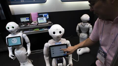 La automatización de tareas puede aumentar la productividad globa...