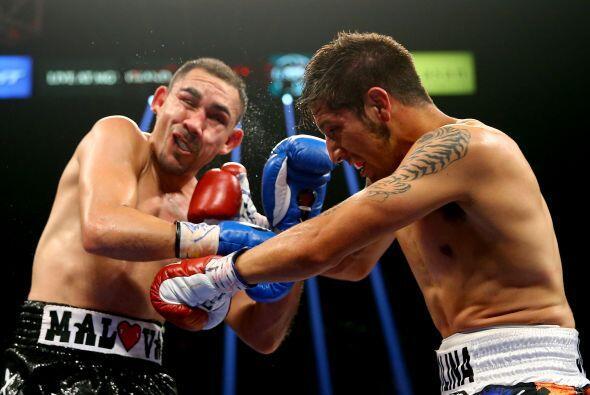 Humberto 'Zorrita' Soto venció a Jhon Molina por decisión unánime.