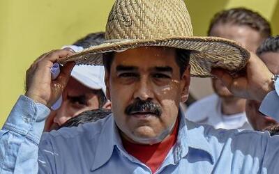 Nicolas Maduro contesta al secretario general Luis Almagro