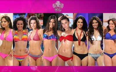 A petición de todos los caballeros, las fotos de los bikinis más sexies...