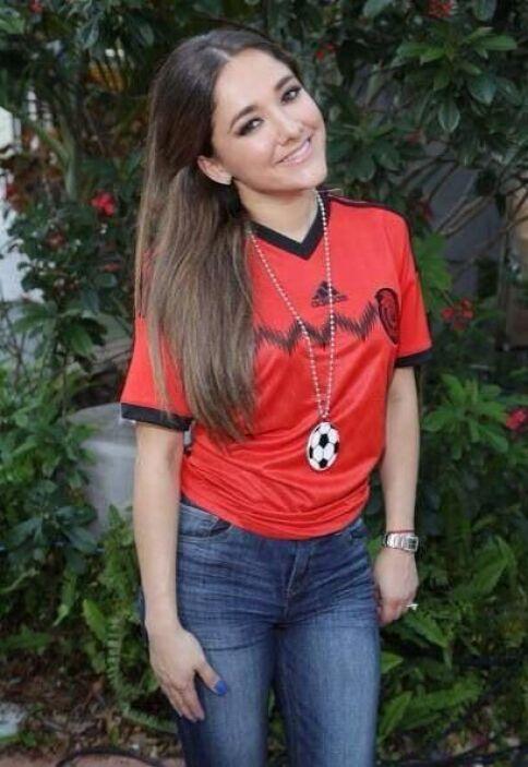 Sherlyn Todo sobre el Mundial de Brasil 2014.