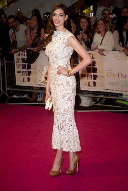 Alexander McQueen supo cómo vestir a una verdadera reina de las a...