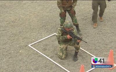 Fuerzas Comando fortalece unidad contra el terrorismo