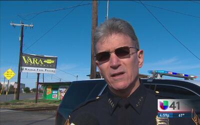 Arrestan en motel a tres sospechosos de varios tiroteos