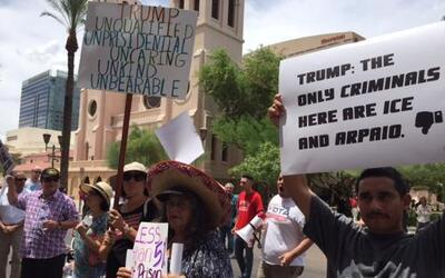 Trump en AZ
