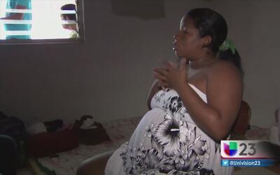 Cubana en Costa Rica quiere salir antes de parir