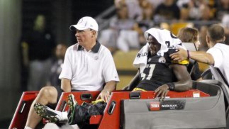 Sean Spence quiere recuperarse de sus lesiones.