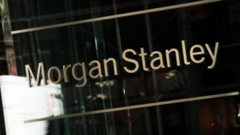 El banco de negocios estadounidense Morgan Stanley anunció el miércoles...