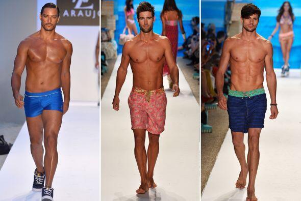 Los hombres tienen que lucir espectaculares en la playa y para ello les...