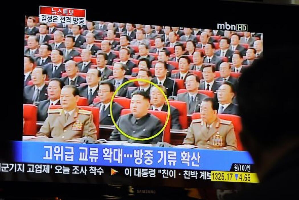 Desde el 27 de septiembre de 2010, Kim Jong-un posee el rango de general...
