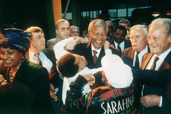 El líder era querido por miles de niños en el mundo.