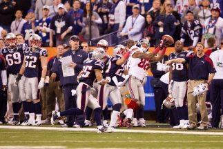 Mario Manningham ganó el Super Bowl XLVI con los Giants (AP-NFL).