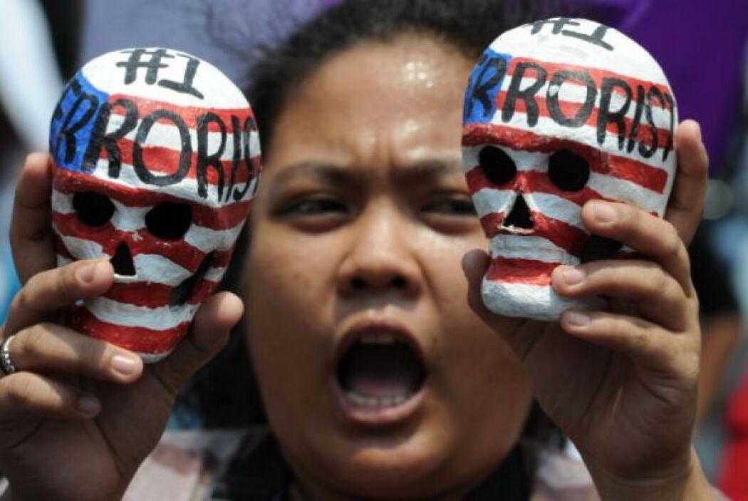 Acusan a EEUU de desatar la violencia alrededor del mundo.
