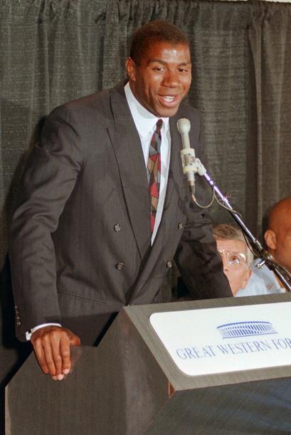 Ganador de cinco títulos de la NBA y tres años nombrado co...
