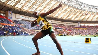 El de Jamaica es el atleta más laureado de la historia en campeonatos de...