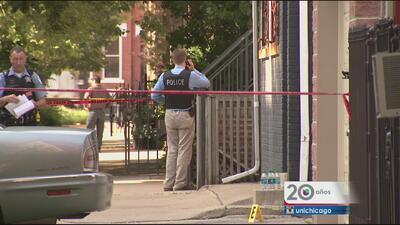 Ladrón muere baleado por policía en Bucktown