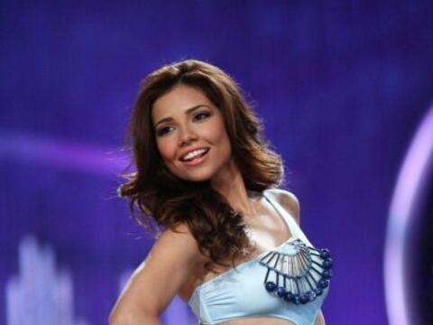 Marina Ruíz, finalista de Nuestra Belleza Latina 2013