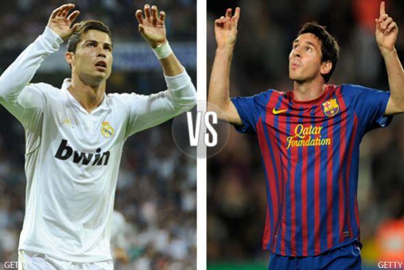 Real madrid y Barcelona se vuelven a encontrar. Los mismo pasa con Crist...