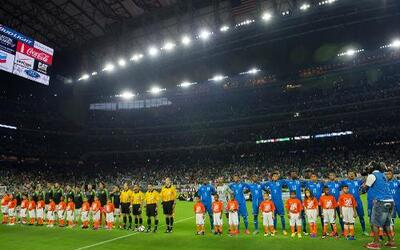 México vs. Honduras amistoso 2015